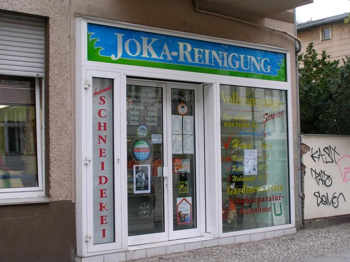 JOKA-Reinigung - Weißenburger Straße