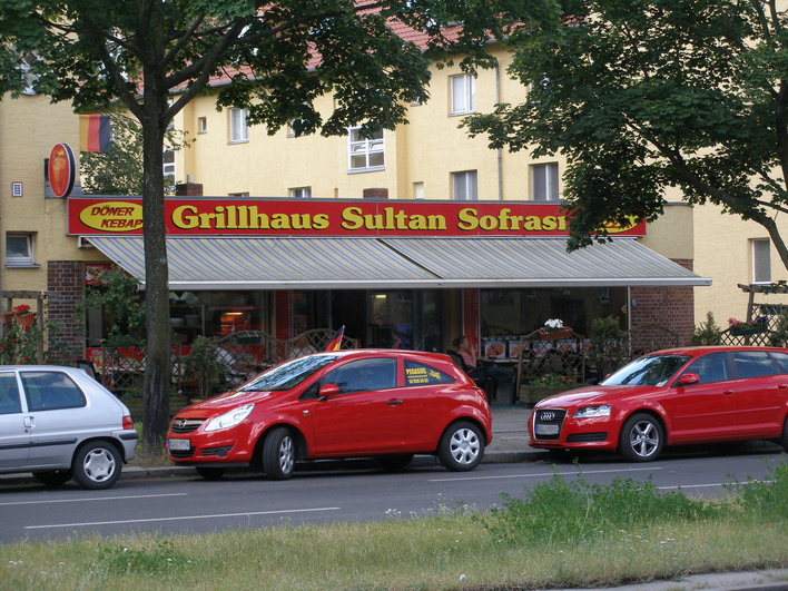 Grillhaus Sultan Sofrasi