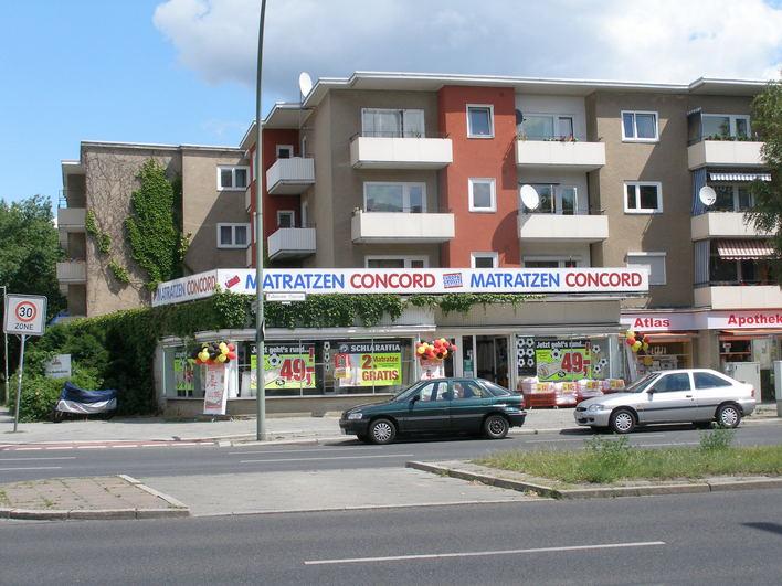 Matratzen Concord - Falkenseer Chaussee