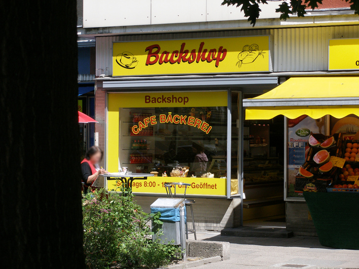 Backshop - Spandau