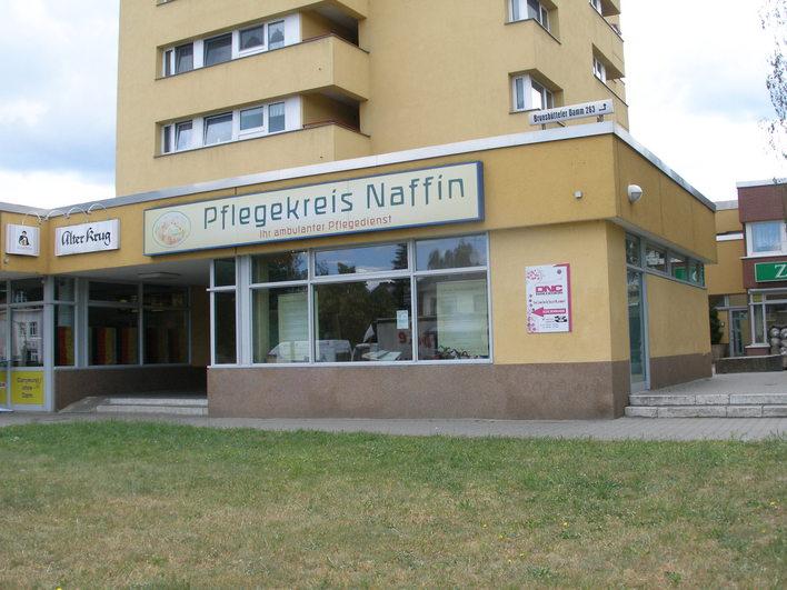 Pflegekreis Naffin GmbH Ambulante Hauskrankenpflege