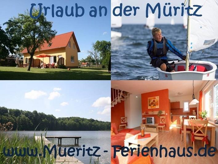 Ferienhäuser an der Müritz