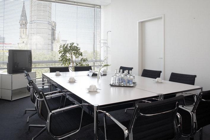 Dussmann-Office im Europa-Center