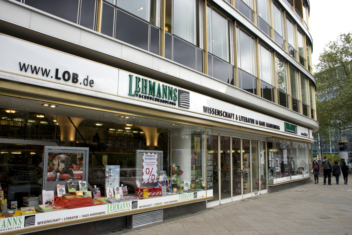 Lehmanns Fachbuchhandlung GmbH - Haus Hardenberg