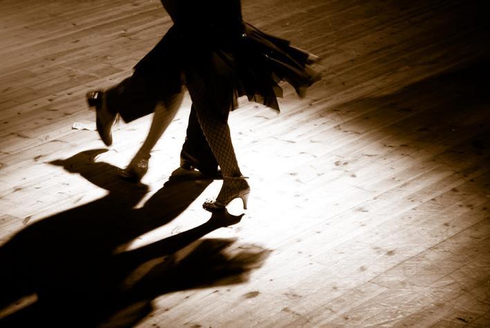 Tanzschule Schrittvermittlung