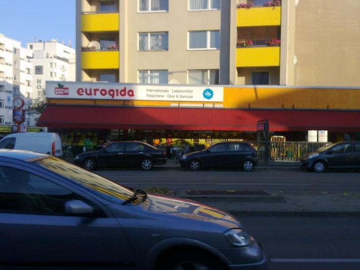 eurogida - Potsdamer Straße