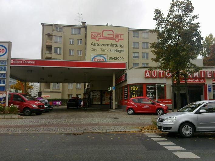 Esso - Bundesallee
