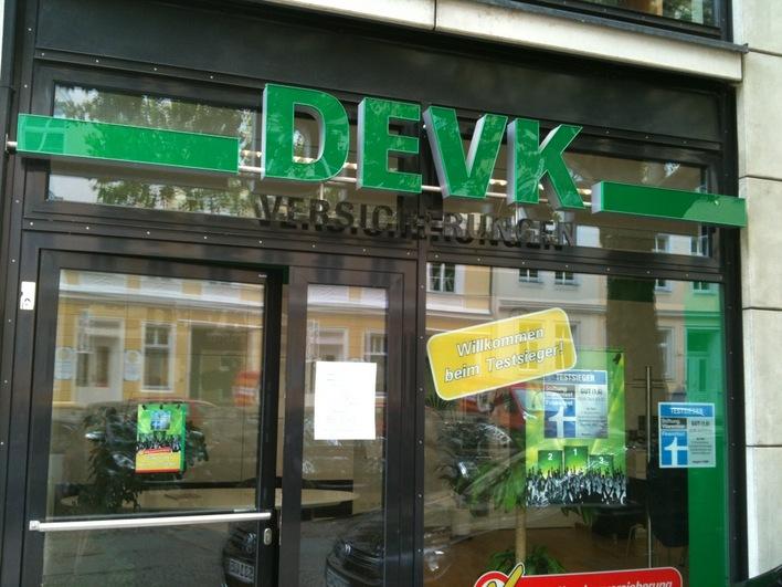 DEVK-Agentur Berlin Mitte