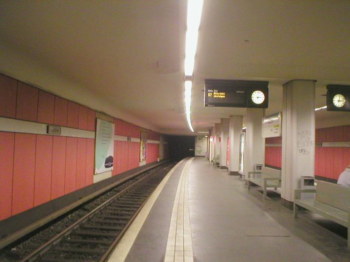 U-Bahnhof Rudow (U7)
