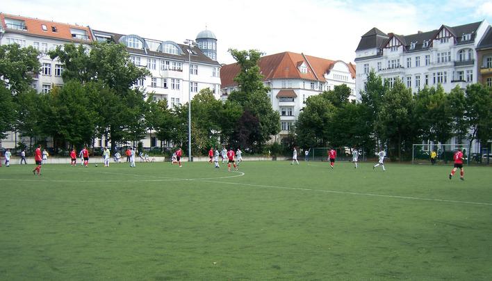 Sportplatz Fritschestraße