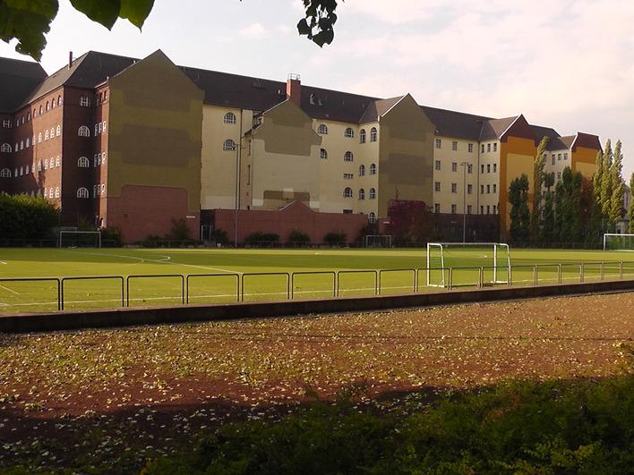 Sportplatz Brahestraße