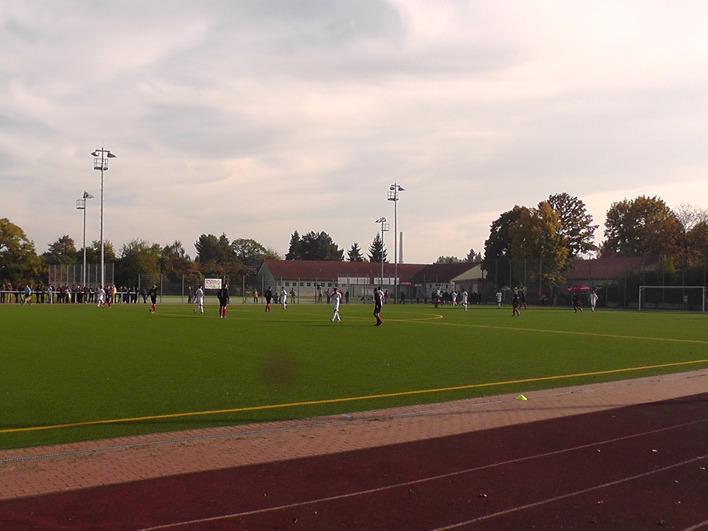 Sportplatz Lohnauer Steig