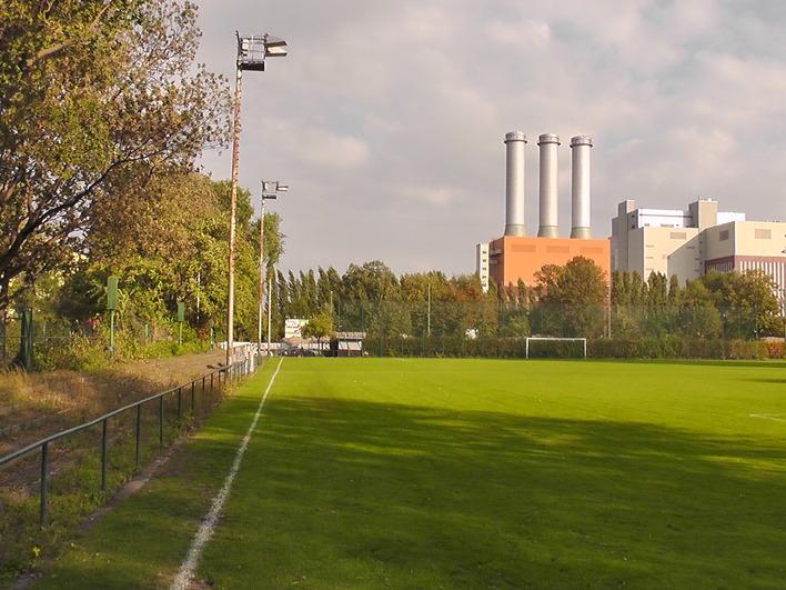 Sportplatz an der Sporthalle Charlottenburg
