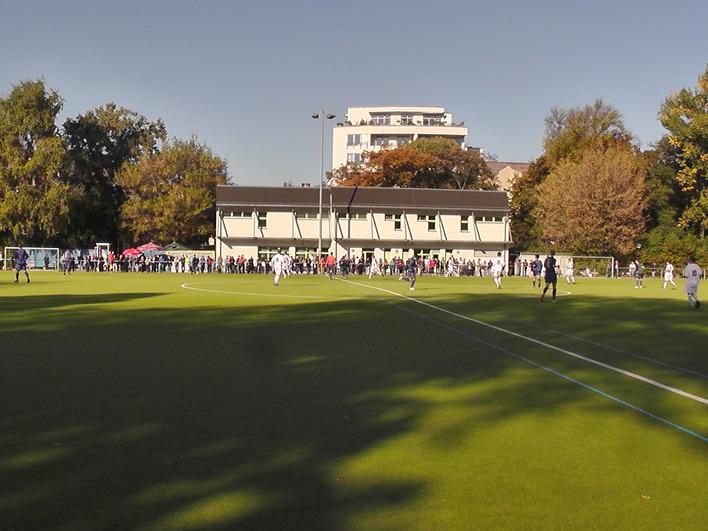 Sportanlage im Volkspark Wilmersdorf