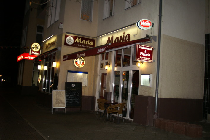restaurant maria italiener in berlin wilmersdorf kauperts. Black Bedroom Furniture Sets. Home Design Ideas