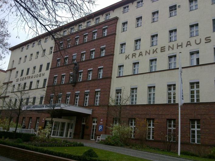 Sankt Gertrauden-Krankenhau