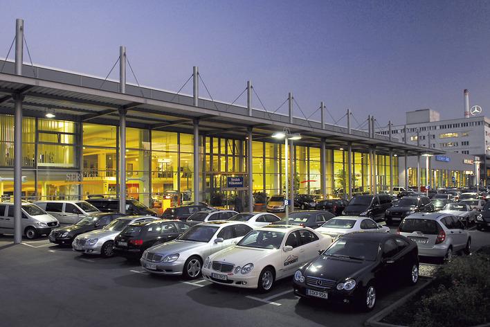 Mercedes-Benz Niederlassung Berlin - Marzahn