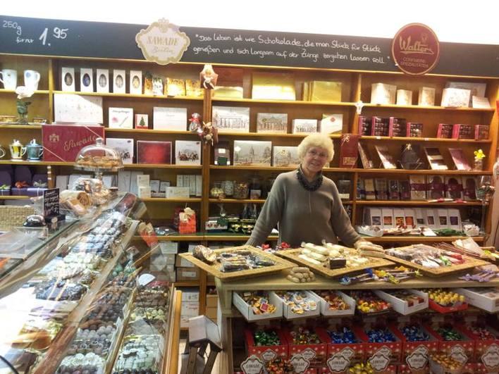 Confiserie Madame Chocolat - Schokoladen und Pralinen ausgewählter Hersteller