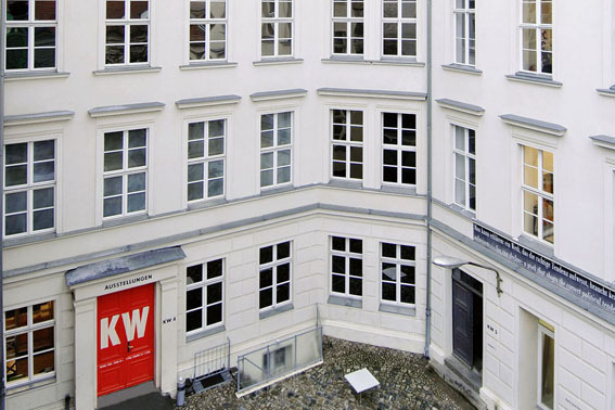 KW Institute for Contemporary Art  - Hof