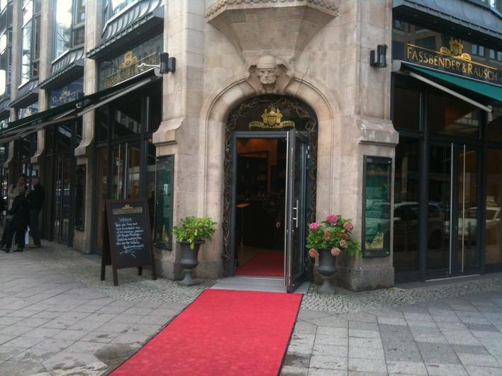 Fassbender & Rausch - Ladenlokal, Café und Restaurant am Gendarmenmarkt