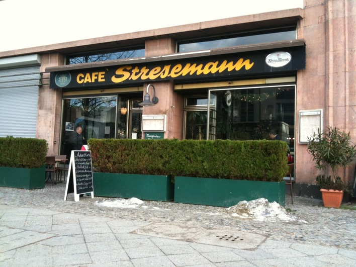 Café Stresemann