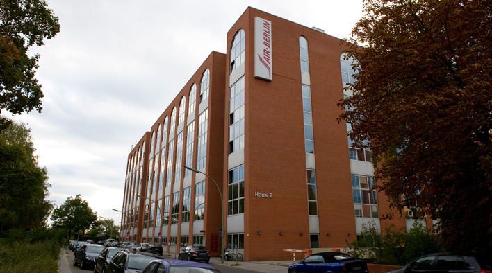Verwaltungsgebäude der airberlin