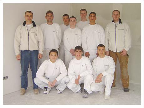 Das Team der Elite Malerei