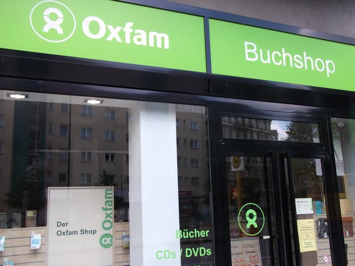 Oxfam Buchshop Berlin-Schöneberg
