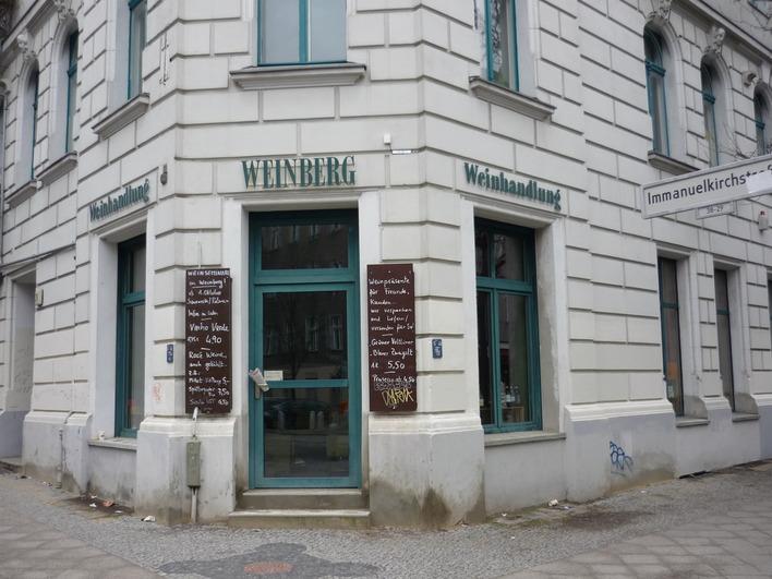 Weinhandlung Weinberg