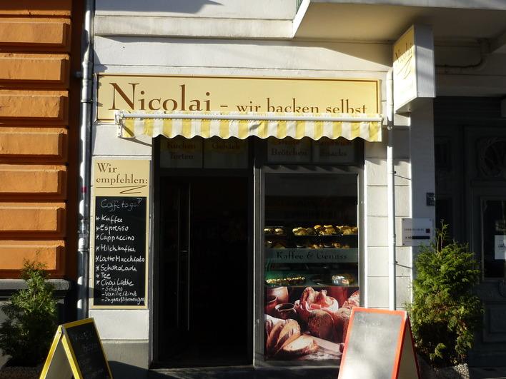 Nicolai - wir backen selbst