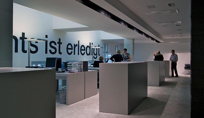 Unternehmenszentrale von Walther Property Management, Hauptstraße, Berlin-Schöneberg