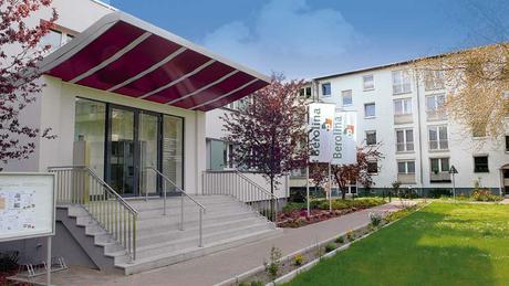 Hauptgebäude der Wohnungsbaugenossenschaft Berolina eG