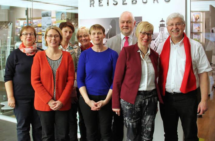 Ihr Team vom Karstadt Reisebüro in Steglitz