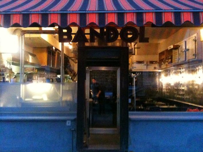 Restaurant Bandol in der Berliner Torstraße