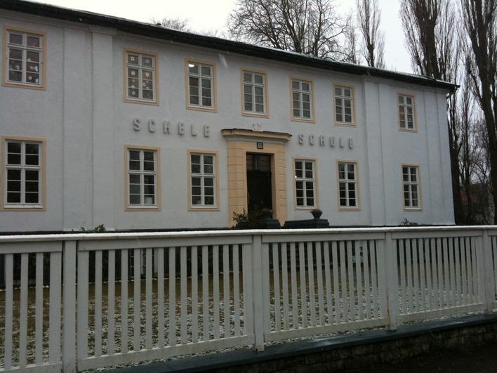 Schele-Schule in der Olympischen Straße