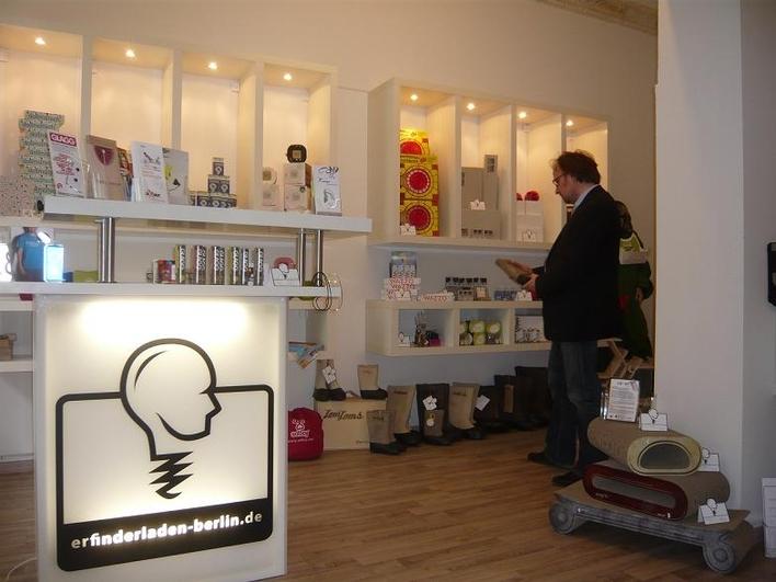 Erfinderladen geschenke in berlin prenzlauer berg kauperts - Erfinderladen berlin ...