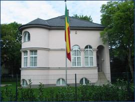 Botschaft der Republik Benin in Berlin-Dahlem
