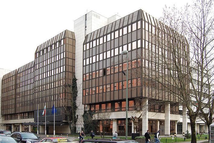 Die Botschaft der Republik Bulgarien in Berlin