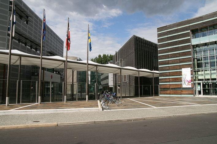 Die Nordische Botschaften in Berlin