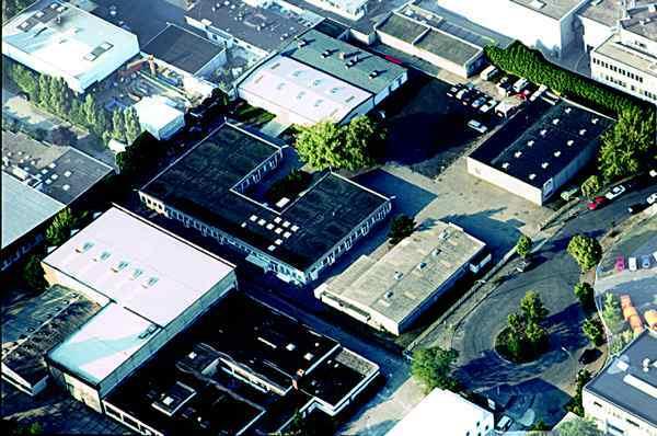 Das Betriebsgelände der NICO Europe GmbH