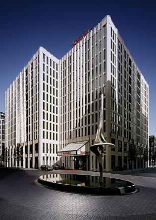 Berlin Marriott Hotel direkt am Potsdamer Platz in Berlin