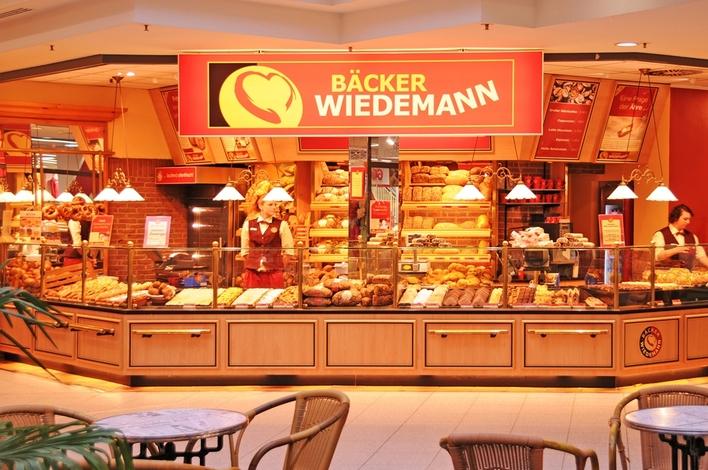 Bäcker Wiedemann - Gropius Passagen