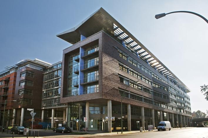 Firmensitz der Immobilien Scout GmbH in Berlin-Friedrichshain