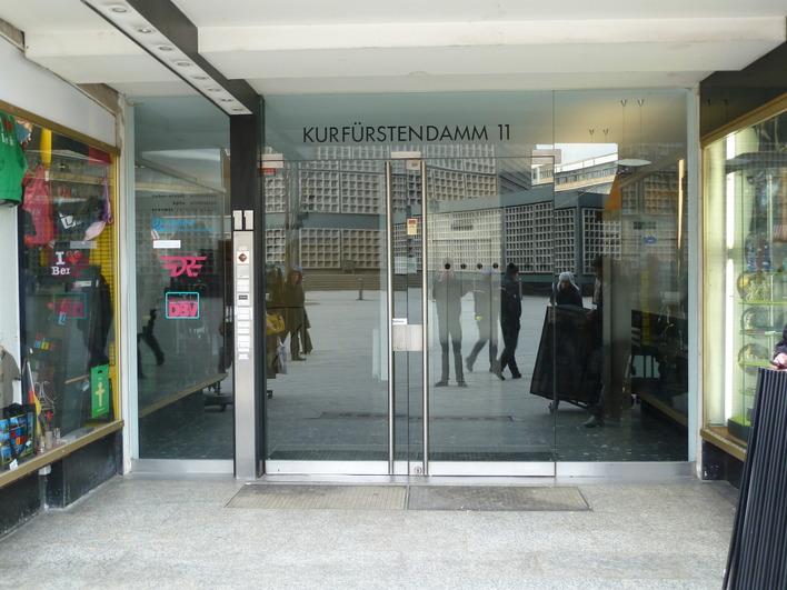 Dipl.-Ing. Joachim Staudt in Berlin Charlottenburg