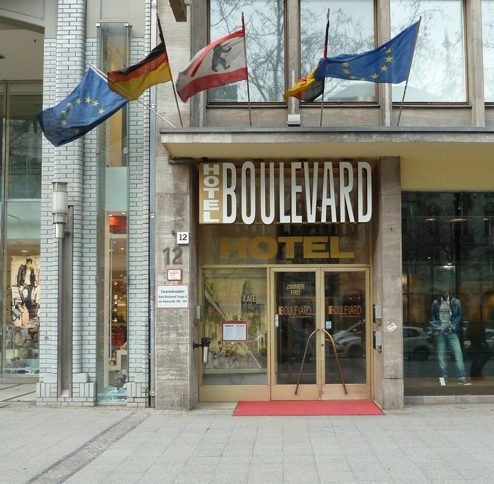 Hotel Boulevard in Berlin-Charlottenburg