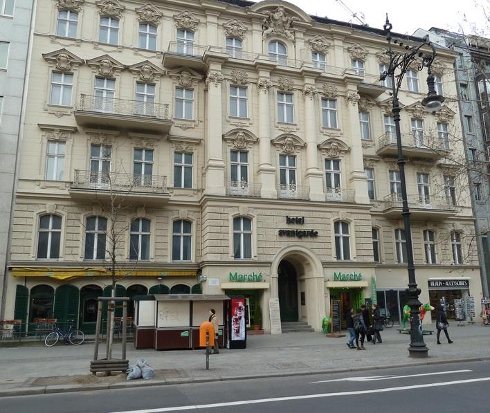 Hotel Avantgarde in Berlin-Charlottenburg