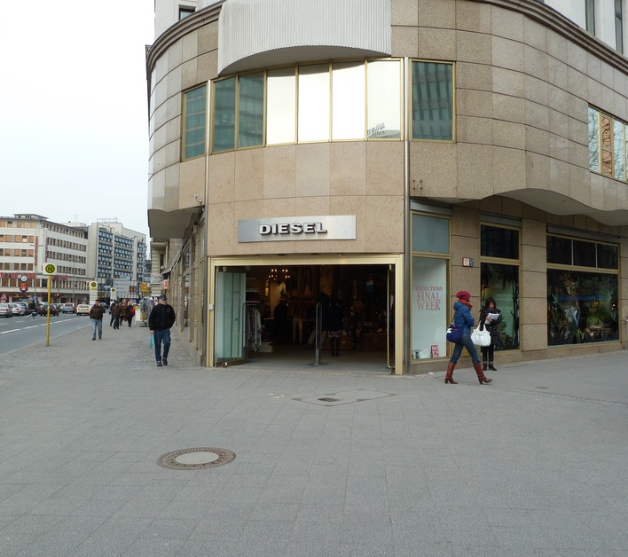 Diesel Store in Berlin-Charlottenburg