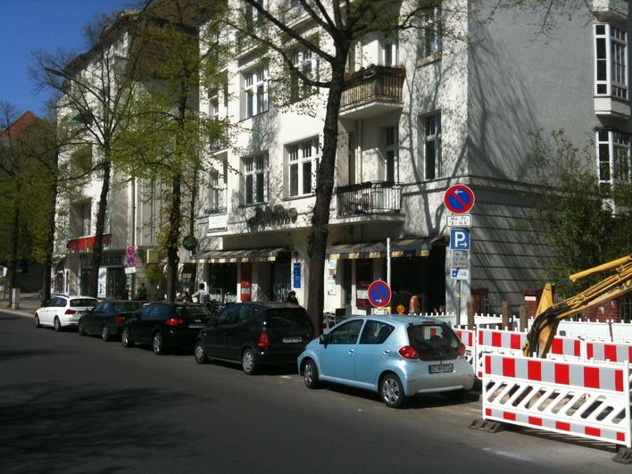 Pizzeria Adelino in der Reichsstraße in Berlin-Westend