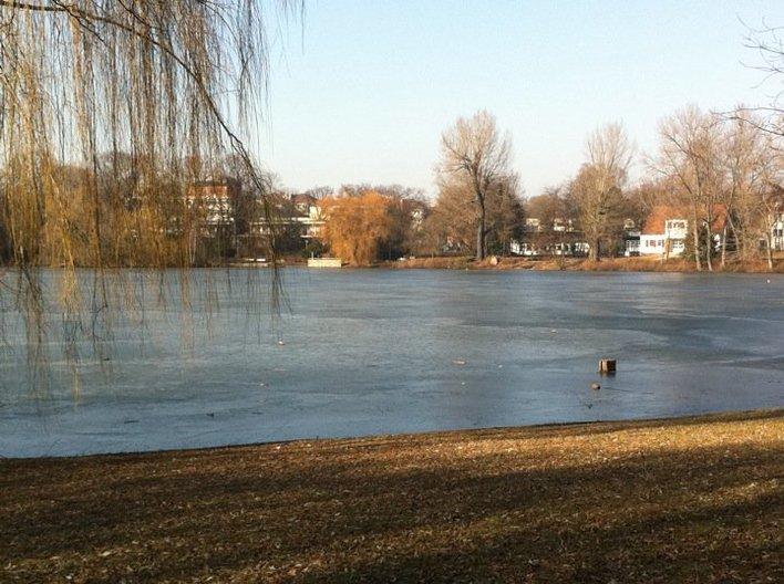 Schäfersee im Schäferseepark