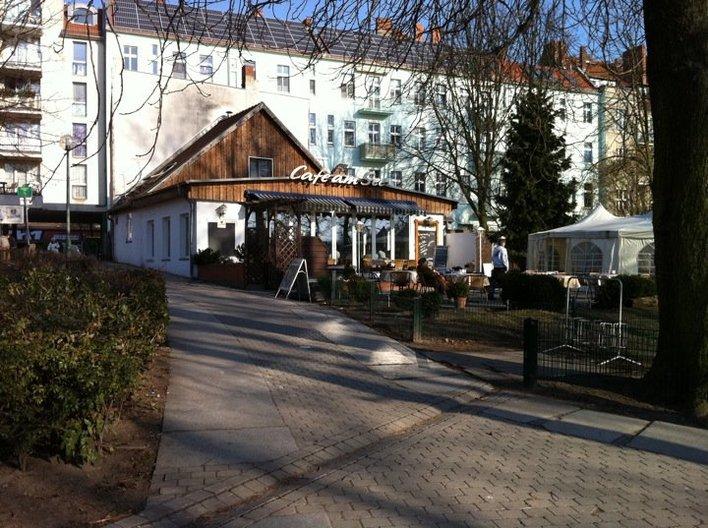 Cafe am See - Am Schäfersee